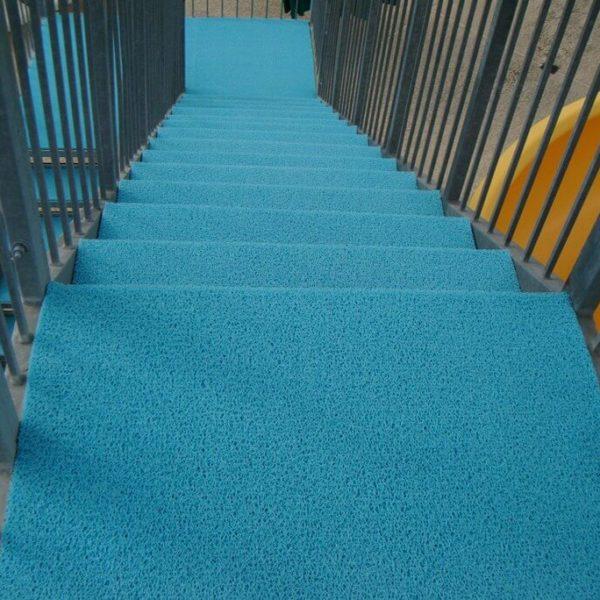 Blue DECKadence Synthetic Boat Carpet