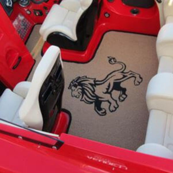 Synthetic Boat Carpet